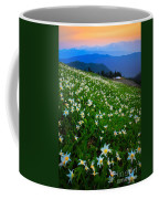 Avalanche Lily Field Coffee Mug