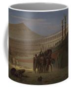 Ave Caesar Morituri Te Salutant , 1859 Coffee Mug