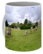 Avebury Aligned Stones Coffee Mug