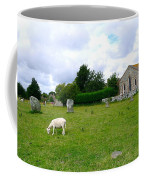 Avebury Stones And Sheep Coffee Mug