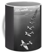 Avenger Bombers, 1943 Coffee Mug