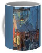 Avenue De Clichy Paris Coffee Mug by Louis Anquetin
