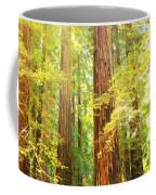 Avenue Of The Giants Coffee Mug