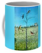 Aves En Comarca Del Sol Coffee Mug