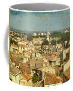 Avignon From Les Roches Coffee Mug