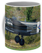 North American B-25 Mitchell Bomber Taking Off. Coffee Mug
