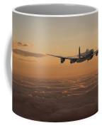 Avro Lancaster - Homeward Coffee Mug