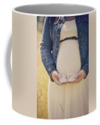 Awaiting Babys Arrival  Coffee Mug