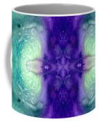 Awakening Spirit - Pattern Art By Sharon Cummings Coffee Mug