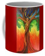 Awakening The Chakra Tree Coffee Mug