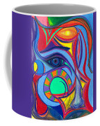 Awakening To Thy True Self Coffee Mug by Daina White