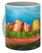 Ayers Rock End Coffee Mug