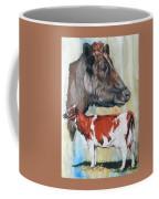 Ayrshire Cattle Coffee Mug