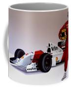 Ayrton Senna Coffee Mug