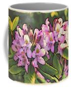 Azalea Art Coffee Mug