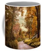Azalea Garden In Autumn Coffee Mug