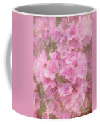 Azalea Textured Coffee Mug