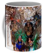 Aztec Performers O'odham Tash Casa Grande Arizona 2006  Coffee Mug