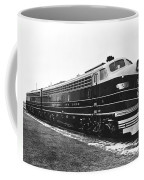 B & O New Diesel Engines Coffee Mug