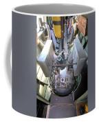 B-17 Gunner Positions Coffee Mug