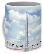 B-17 Tail Fin Coffee Mug