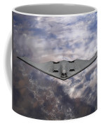 B-2 Stealth Bomber Coffee Mug