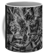 B-24 Bomber Belly Gunner - 1943 Coffee Mug