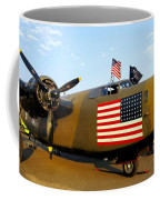 B-24 Bomber - Diamond Lil Coffee Mug