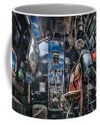 B-24 Cockpit Coffee Mug