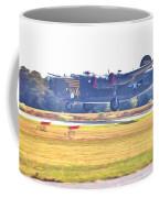 B-24 Landing Coffee Mug
