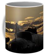 B-25 Sunset Coffee Mug