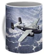 B-25 World War II Era Bomber - 1942 Coffee Mug