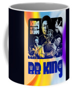B. B. King Poster Art Coffee Mug