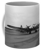 B17 Bomber Parked Coffee Mug