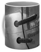 B17 Bomber Side Guns Coffee Mug