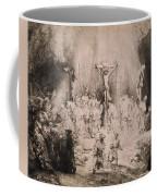 The Three Crosses, Circa 1660 Coffee Mug