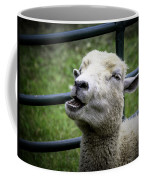 Baa Baa Black Sheep Coffee Mug