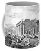 Baalbek Aka Heliopolis, 1845 Coffee Mug