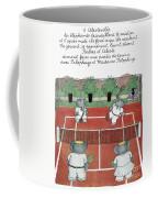 Babar The Elephant, 1930s Coffee Mug
