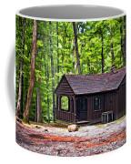 Babcock Cabin Coffee Mug