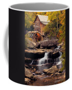 Babcock Grist Mill And Falls Coffee Mug