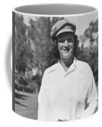 Babe Didrikson Portrait Coffee Mug