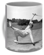 Babe Didrikson Zaharias Coffee Mug