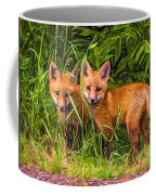 Babes In The Woods 2 - Paint Coffee Mug