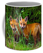 Babes In The Woods Coffee Mug