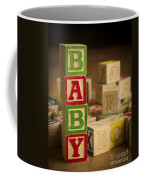 Baby Blocks Coffee Mug
