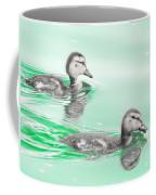 Baby Ducklings Coffee Mug