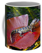 Baby Gator  Coffee Mug