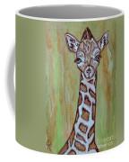 Baby Longneck Giraffe Coffee Mug