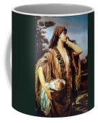Baby Moses And Jacabed Coffee Mug